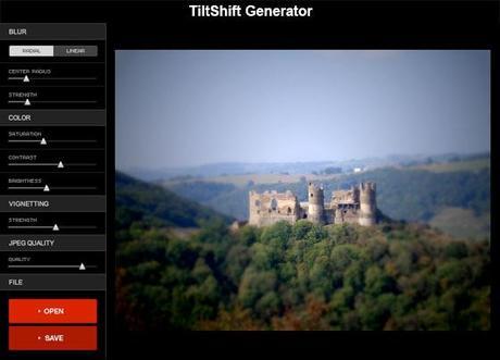TiltShiftGenerator