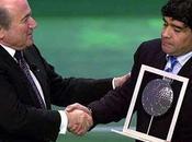 Maradona insulte FIFA