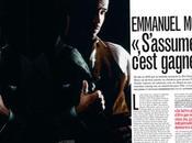 Emmanuel Moire fait coming dans têtu