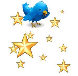 Les Stars sont-elles sur Twitter?