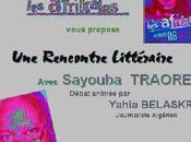 Rencontre littéraire avec Sayouba Traoré