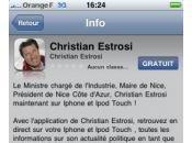 iGouvernement, applications iPhone pour ministres