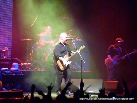 Review Concert : Pixies + Dinosaur Pile-Up @ Zénith 15/10/09