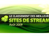 meilleurs sites streaming 2009