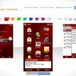 Microsoft Custom Theme Creator pour Windows Mobile 6.5