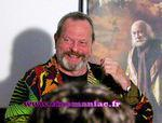 """Master Class Terry Gilliam pour sortie """"L'Imaginarium Parnassus"""", duplex Metropolitan/Allociné"""