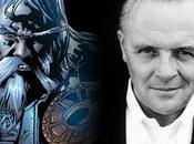 Thor Anthony Hopkins sera Odin