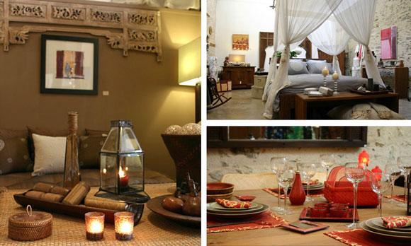 ethnic chic d co et design d indon sie paperblog. Black Bedroom Furniture Sets. Home Design Ideas