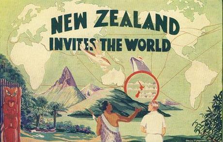 Une histoire de la Nouvelle-Zélande depuis 1940