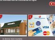 McPass pré-commandez votre McDo internet