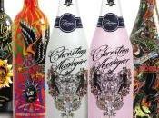 Christian Audigier rhabille vins champagnes Français