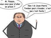 L'avis autorisé Charles Pasqua Prison break
