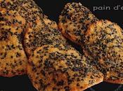 Tuiles sésame noir philippe conticini pain d'épice