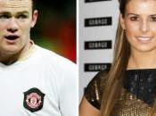 Wayne Rooney Coleen McLoughlin Bienvenue premier bébé