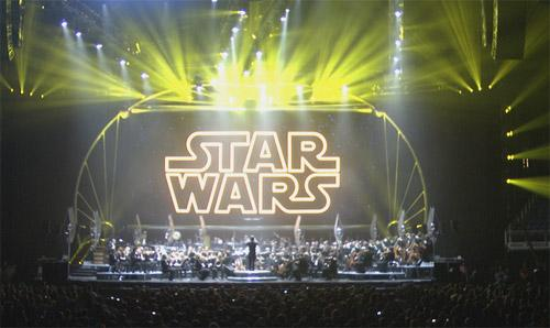 Star Wars In Concert: Le making of
