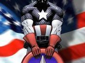 Captain America news film mystérieux