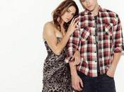 Nikki Reed Kellan Lutz pose pour Nylon