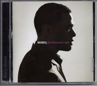2009 - Maxwell - BLACK Summer's Night - Review - Chronique du Retour du Prince de la Soul Music