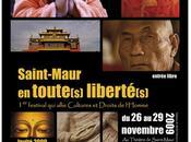 """Festival """"Saint-Maur toute(s) liberté(s)"""" novembre 2009"""