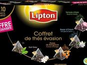 Lipton pyramid® sachet pouvoirs étonnants…
