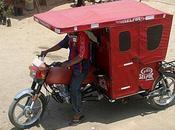 Transport insolite Pérou
