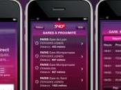 SNCF iPhone