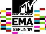 Europe Music Awards: résultats
