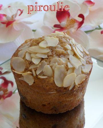 Muffins Aux Poires Et Pépites De Chocolat De Marmiton Paperblog