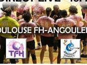 Handball-D1 Suivez Toulouse-Angoulême direct live