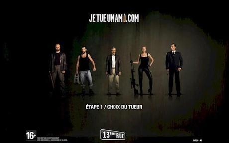 jetueunami.com : Génère une vidéo de meurtre d'un de vos amis...