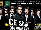 Paribas Masters Paris Bercy 2009 programme jour mardi novembre
