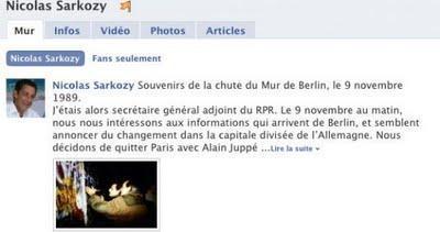 Sarkozy trébuche à Berlin