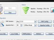 UwAmp Nouveau serveur Apache MySQL
