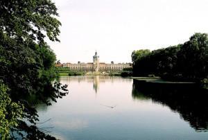 Chateau de Charlottensburg - Berlin
