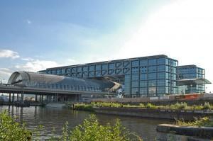 Gare de Hambourg - Berlin