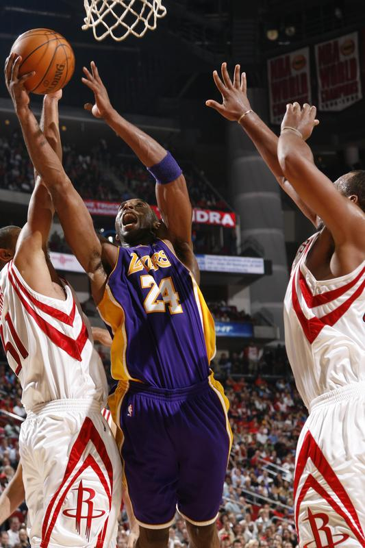 04.11.09 LA Lakers 103 @ Houston Rockets 102