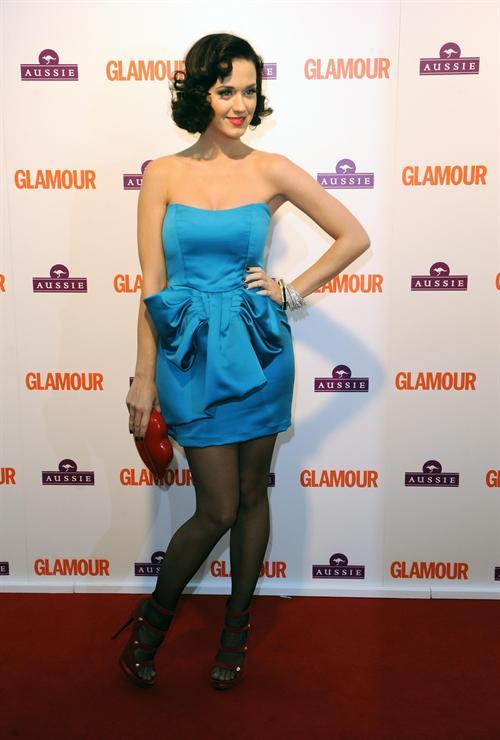 Glamour Awards in London