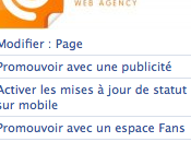 Personnaliser page Facebook