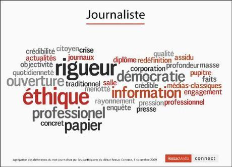 journaliste 0002 Journalistes VS blogueurs ? ou cest la même chose ? Ressac Connect
