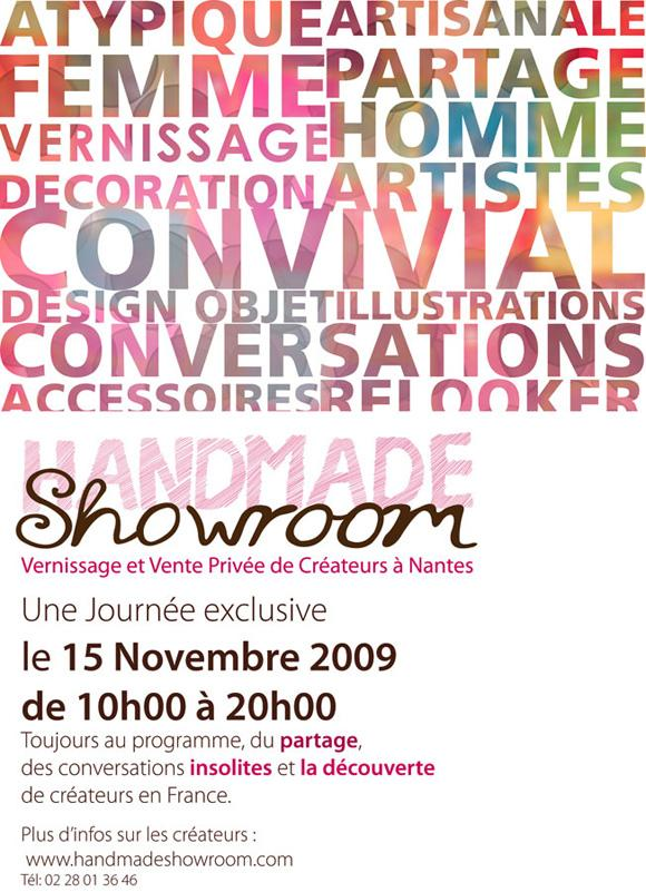 handmade showroom nantes