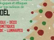 Paris beau éthique, marché Noël éthique écolo