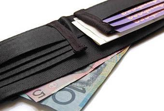 Ceinture de sécurité recyclée en portefeuille - Paperblog 9abfec48b5a