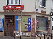 Librairie fermée
