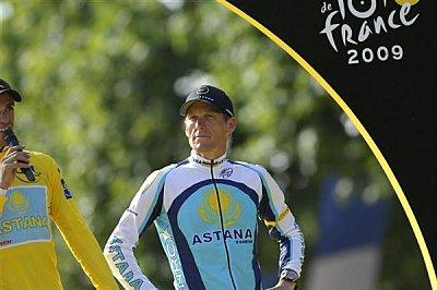 Tour Down Down Under avec Lance Armstrong