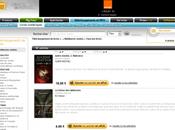 Meilleures ventes d'ebooks FNAC Aequo devance grands éditeurs