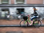 vrai vélo hollandais Amsterdam
