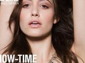 [couv] Emmy Rossum pour Magazine