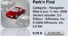 Park'n Find