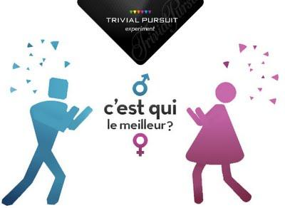 Guerre des sexes : Question de Q...I