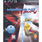 WipeOut HD Fury en version boîte ?